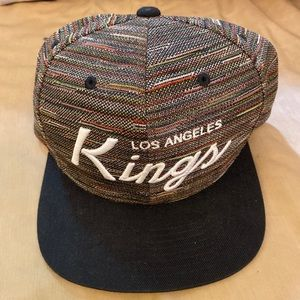 Los Angeles Kings Mitchell & Ness Snapback Cap